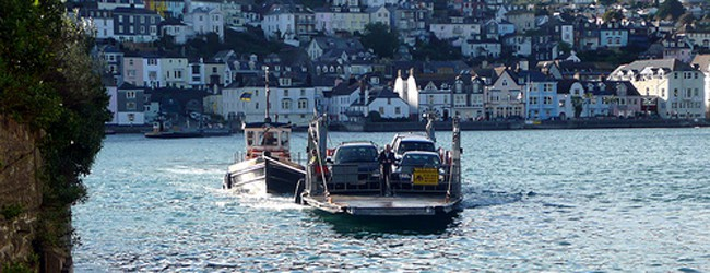 Dartmouth Ferry reopens for business