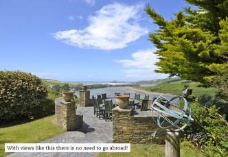Luxury holiday cottage in Devon