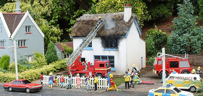 Babbacombe Model Village celebrates 50 years