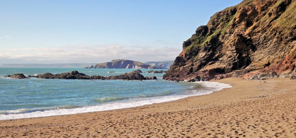 There's plenty more, quieter beaches to discover too!