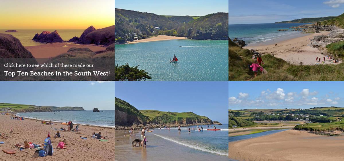 Top Ten Beaches