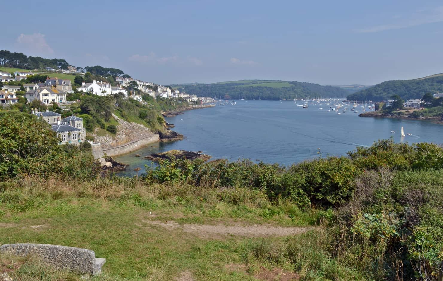 Fowey coastal path