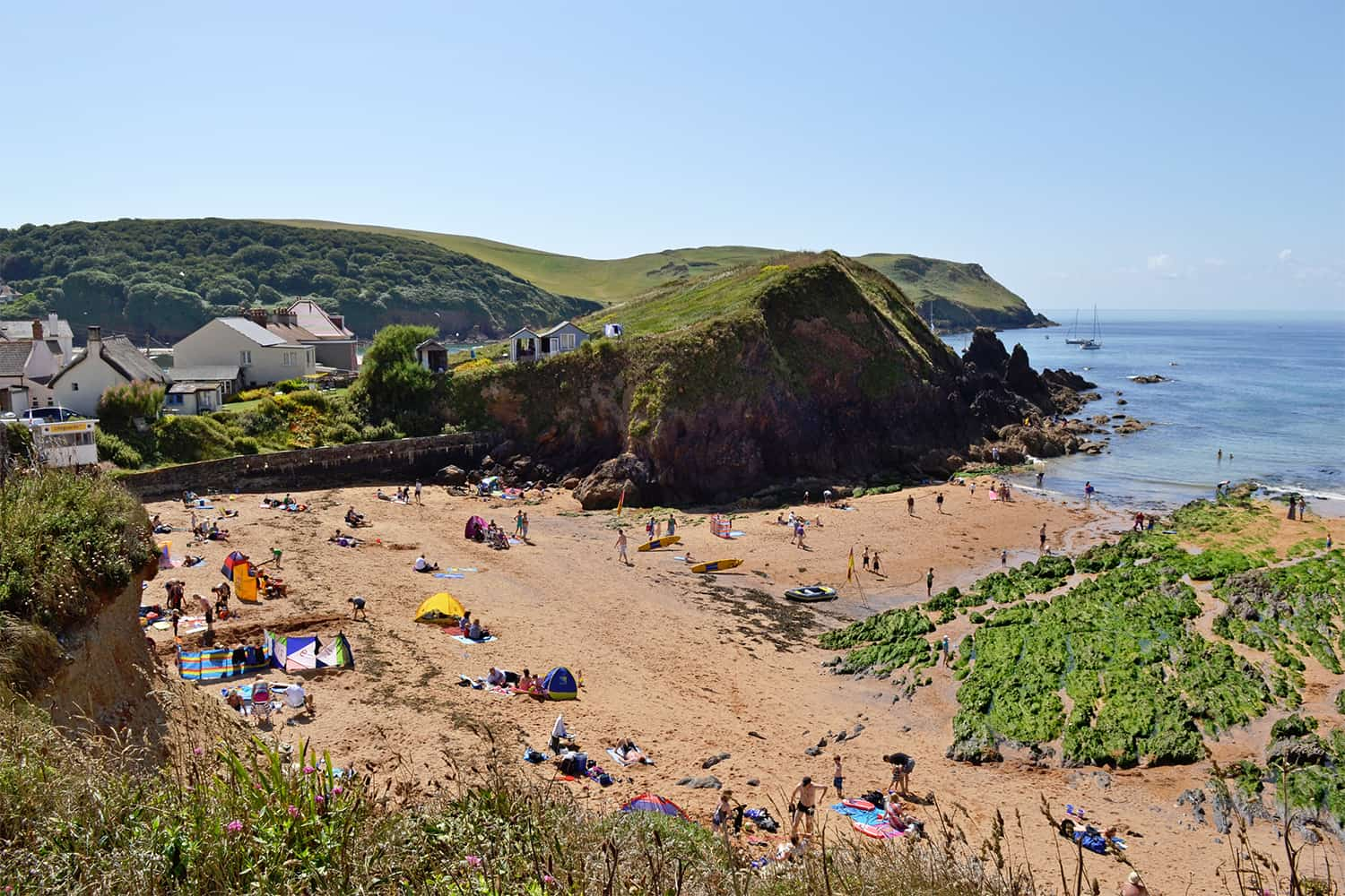 Hope-cove-main-beach