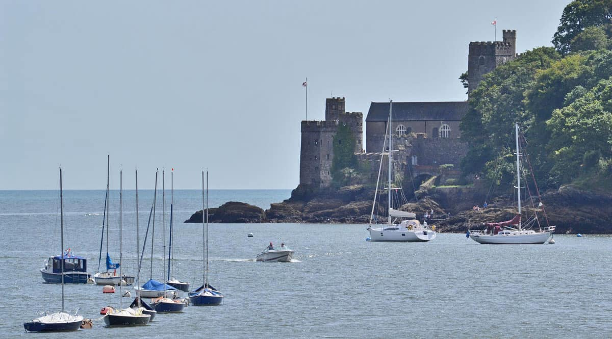 dartmouth-castle