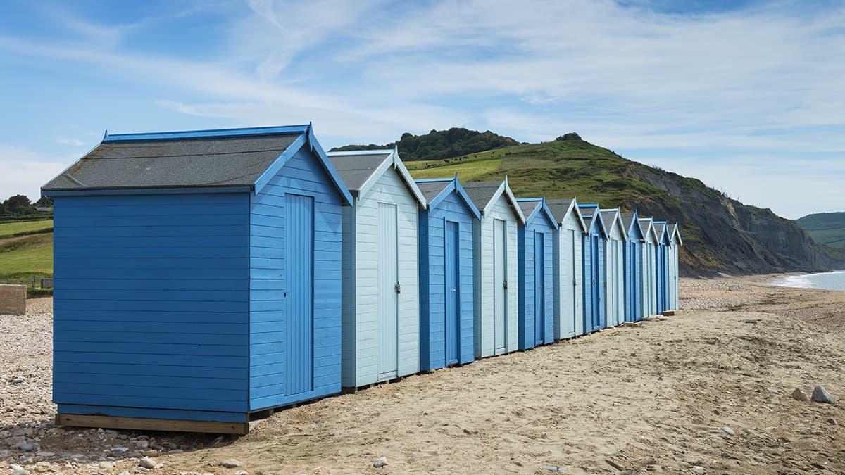Charmouth-beach-huts