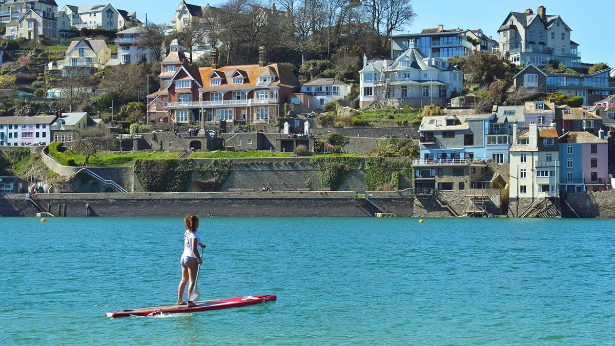 Paddle-Board-Salcombe