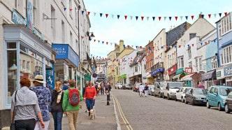 Lyme-Regis-Street