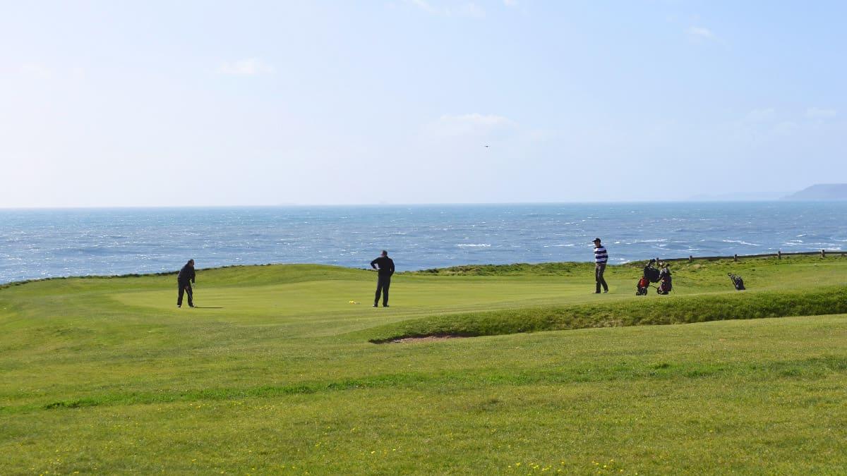Thurlestone_golf_course