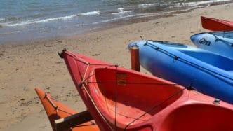 kayaking-Salcombe