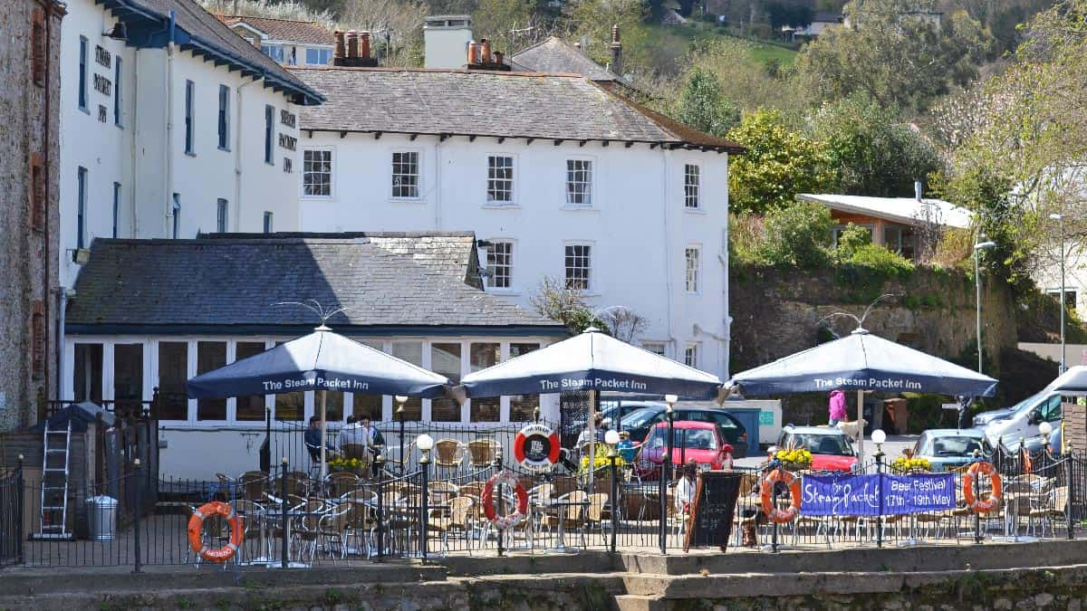 The-Steam-Packet-Totnes