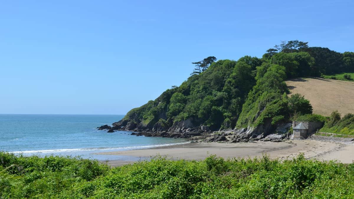 Mothecombe-beach
