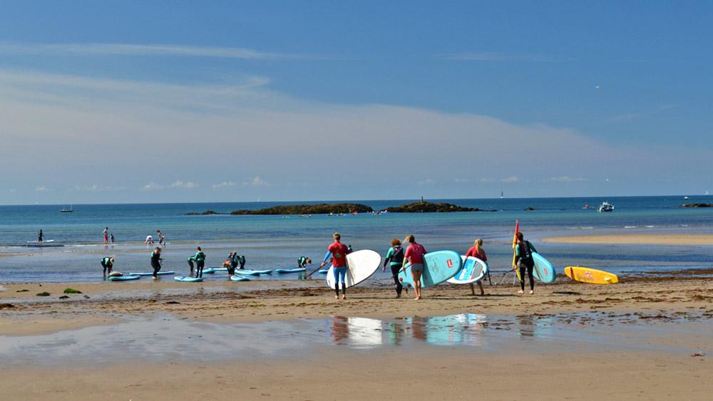 paddle-board-burgh-island