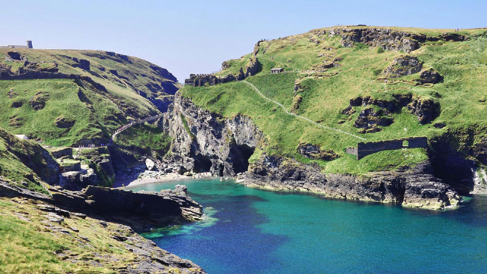 Tintagel-Cornwall