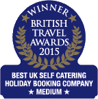 British Travel Awards 2015 Winner